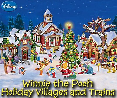 Winnie the Pooh� Holiday Villages and Trains