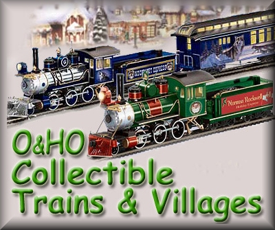 Hawthorne Village Subscriber Collectable Trains
