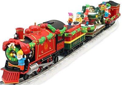 Lionel Christmas Train.A New Classic Lionel Christmas Train