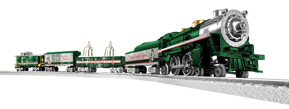 Big Christmas Trains