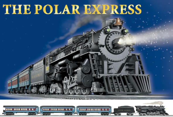 Polar express o scale