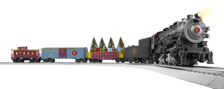 Polar Express Freight Train
