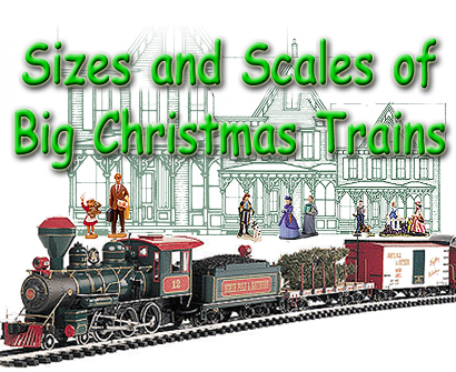 Big Christmas Trains